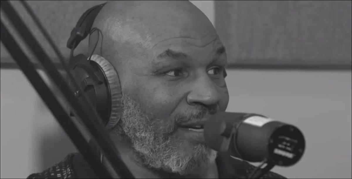 Mike Tyson Opens Up For The First Time About His Only Fight In Prison